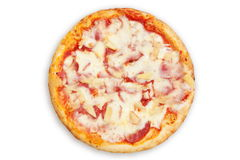 Pizza italienne Photos libres de droits