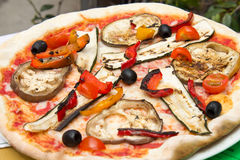 Pizza italienne Images libres de droits
