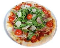 Pizza italienne réelle Photos libres de droits