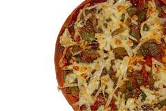PIZZA - jedzenie obrazy stock