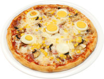Pizza Lucky Royalty Free Stock Images