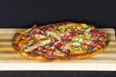 Pizza mélangée Images libres de droits