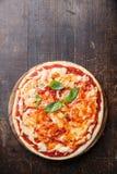 Pizza Margarita fotografia stock