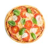 Pizza Margarita fotografia royalty free
