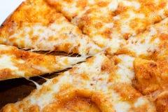 Pizza Margarita. Royalty Free Stock Photography