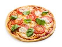 Pizza Margarita Royalty Free Stock Photo