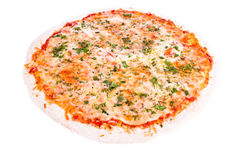 Pizza margharita Royalty Free Stock Images