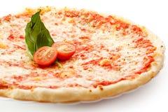 Pizza Margherita Royaltyfri Fotografi