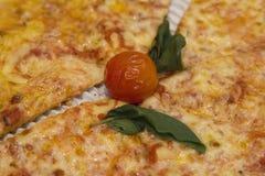 Pizza Margherita Image libre de droits