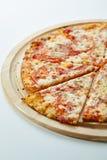 Pizza Margherita Obrazy Stock