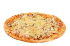 Pizza Marinara Royalty-vrije Stock Afbeeldingen