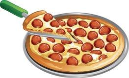 Pizza meal Stock Photos