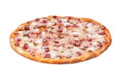 Pizza-Mexikaner Lizenzfreie Stockfotografie