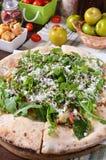 Pizza Napoli Royalty Free Stock Photography