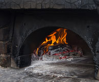 Pizza oven Stock Images
