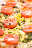 Pizza part Royalty Free Stock Images