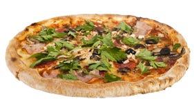 Pizza Pepperoni Royalty Free Stock Photo