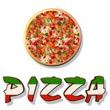 Pizza pie Royalty Free Stock Photos