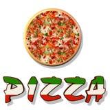 Pizza pie Royalty Free Stock Photos