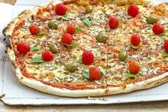Pizza - pizza service Stock Photo