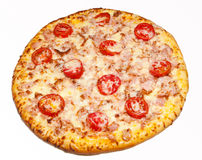 Pizza, pizzas, for the menu Stock Images