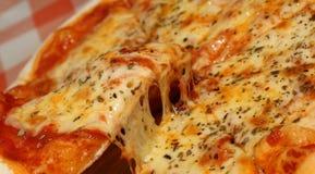 pizza plasterek Zdjęcia Stock