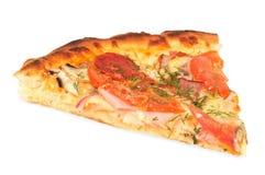 pizza plasterek Fotografia Stock