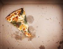 Pizza plasterek obraz stock