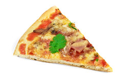 Pizza  Portion Royalty Free Stock Image