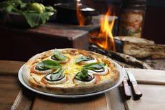 Pizza stock image