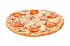 Pizza Professoren Lizenzfreie Stockfotografie