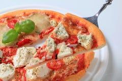 Free Pizza Quattro Formaggi Royalty Free Stock Image - 25424446