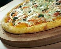 Pizza Regina Stock Image