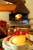 Pizza restaurant Stock Photo