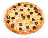 Pizza Rimini Stock Photography
