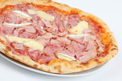 Pizza Romana Royalty Free Stock Images