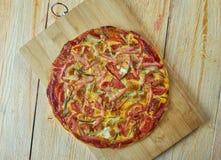 Pizza romana Stock Images