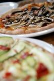 Pizza's Royalty-vrije Stock Afbeeldingen