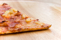 Pizza Salami With Tomatoes,cheese Stock Photo