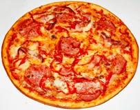 Pizza, Schnellimbiß Lizenzfreie Stockbilder