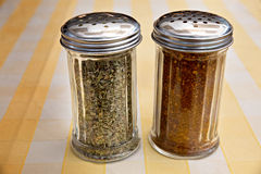 Pizza Seasoning Stock Images