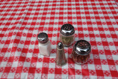 Pizza Seasonings Royalty Free Stock Images