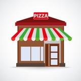 Pizza Shop Royalty Free Stock Photo