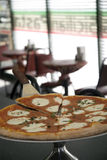 Pizza siciliana Fotografia Stock