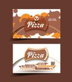 Pizza sklep Fotografia Royalty Free