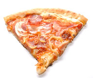 Pizza slice Royalty Free Stock Images