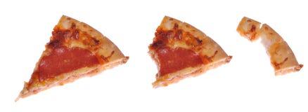 Pizza slice Royalty Free Stock Photo