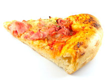 Pizza slice Stock Image