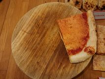 Pizza slice stock photos