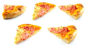 Pizza slices Royalty Free Stock Image